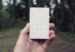 Dünyanın en sade telefonlarından olan Light Phone satışa sunuldu