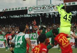 Amed Sportif Faaliyetler-Sivas Belediyespor: 0-0