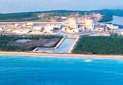 Nükleer santral dalgıcı yuttu