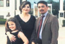 Gazeteci Ulucan kazada eşini yitirdi