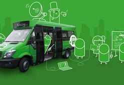 Citymapper Londrada akıllı otobüs seferlerine başlıyor