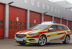 Yeni Opel Insignia Sports Tourer itfaiye aracı olma yolunda