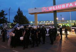 PFDKdan Şanlıurfaspor ve Elazığspora ceza