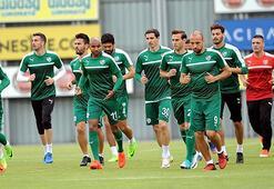 Bursaspor, Beşiktaşa hazırlanıyor