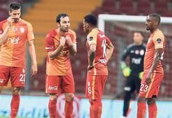 Galatasarayda tarihi ceza