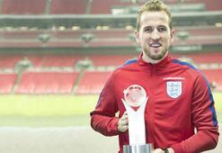 Yılın İngiliz futbolcusu ödülünü Harry Kane kazandı
