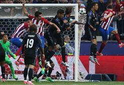 Atletico Madrid - Real Madrid: 2-1 (İşte maçın özeti)
