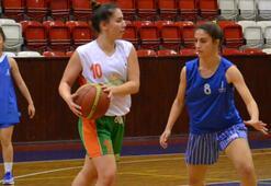 Derin Akdeniz Amerikan Liselerindeki ilk Türk kadın basketbolcu olacak