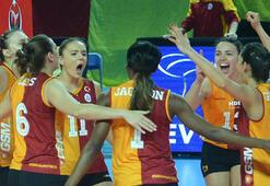 Schweriner - Galatasaray Daikin: 0-3