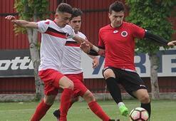 Gençlerbirliği 3-1 kazandı
