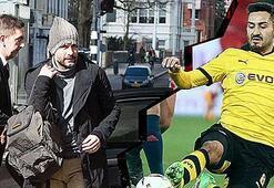Guardiola Amsterdamda İlkay pazarlığında görüntülendi