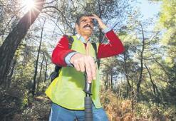 'Orman Baba', bu kez Kastamonu yolunda