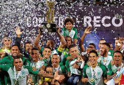 Güney Amerika Süper Kupasını Atletico Nacional kazandı