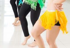 Kilo verdiren danslar