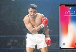 Appledan Muhammed Alili iPhone X reklamı