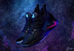 Nikedan Paul George için PlayStation temalı ayakkabı: Nike PG2