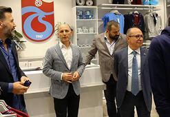 Ankarada TS Club mağazası açıldı