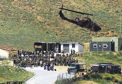 PKK Dağlıcada saldırı düzenledi: 8 şehit 19 yaralı