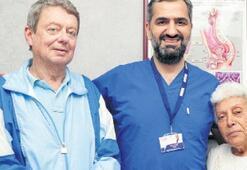 Alman hasta, Özel Sada'da şifa buldu