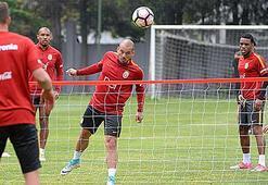 Galatasarayın Gaziantep kadrosu belli oldu Hakan Balta da yok...