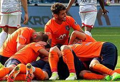 Medipol Başakşehir - Gençlerbirliği 2-1
