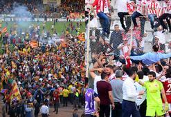 Son dakika: Süper Lige yükselen iki takım belli oldu