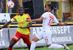 Evkur Yeni Malatyaspor-Boluspor: 1-1
