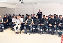 İzmir Doğalgaz'da eğitimler sürüyor