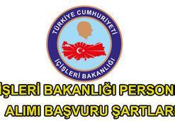 İçişleri Bakanlığı 1545 büro personeli alımı başvurusu nasıl yapılır
