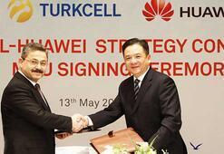 Turkcell ve Huaweiden yerli üretim imzası