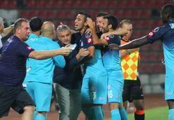 Rizespor, lig tarihinde en iyi başlangıcını yaptı