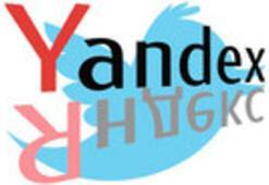 Yandex, Twittera da El Attı