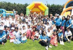 'Şeker çocuklar'ın en şeker festivali