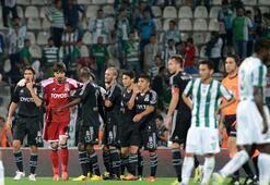 Bursaspor 4 haftada 4 puan topladı