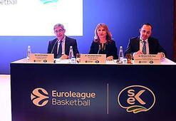 Euroleague ve SEKten 3 yıllık anlaşma