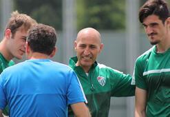 Bursaspor, Antalyaspor maçı hazırlıklarına ara vermeden başladı