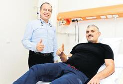 Obez gurbetçilerin tercihi Antalya oldu