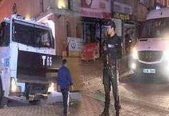 Sultangazide 300 yabancı uyruklu kişi tahliye edildi