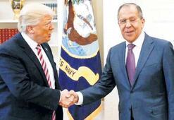 Trump'tan Rusya'yla gizli bilgi paylaşımı