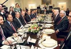 Beyaz Saray'da dönüm noktası