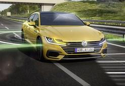 VWden ilginç sistem: Kendine gel şoför bey