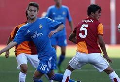 G.Saray ile R.Madridin gençleri yenişemedi: 1-1