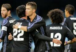 Celta Vigo - Real Madrid: 1-4