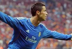 Ronaldonun hakemden ilginç isteği