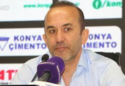 """Mehmet Özdilek: """"İyi mücadele ettik"""""""