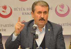 Destici: Afrin harekatına destek vermek her vatandaşın görevidir