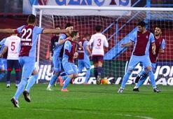 Trabzonspor - Mersin İdman Yurdu: 1-0