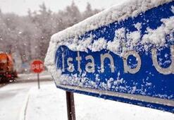 İstanbulda kar ne zaman yağacak Meteorolojiden uyarı...