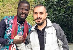 Eboue'den, Pablo Zabaleta'ya onay