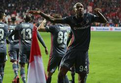 Antalyaspor - Beşiktaş: 1-2 (İşte maçın özeti)